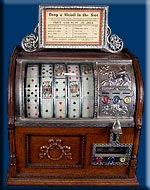 Oude Slotmachine