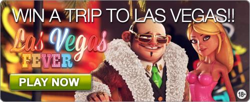 Win een reis naar Las Vegas
