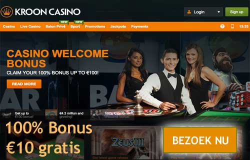 kroon-casino-bonus